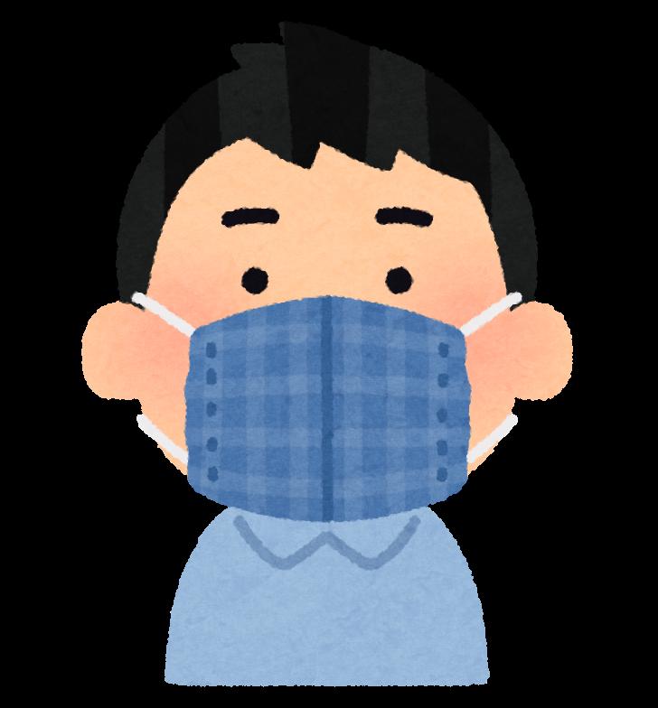 定期 シャープ 便 マスク